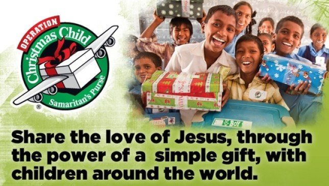 operation christmas child event sized