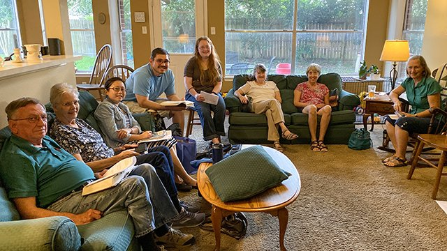 DeGray Small Group
