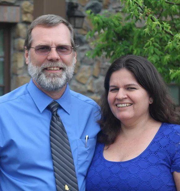 Tom and Amy Morrow