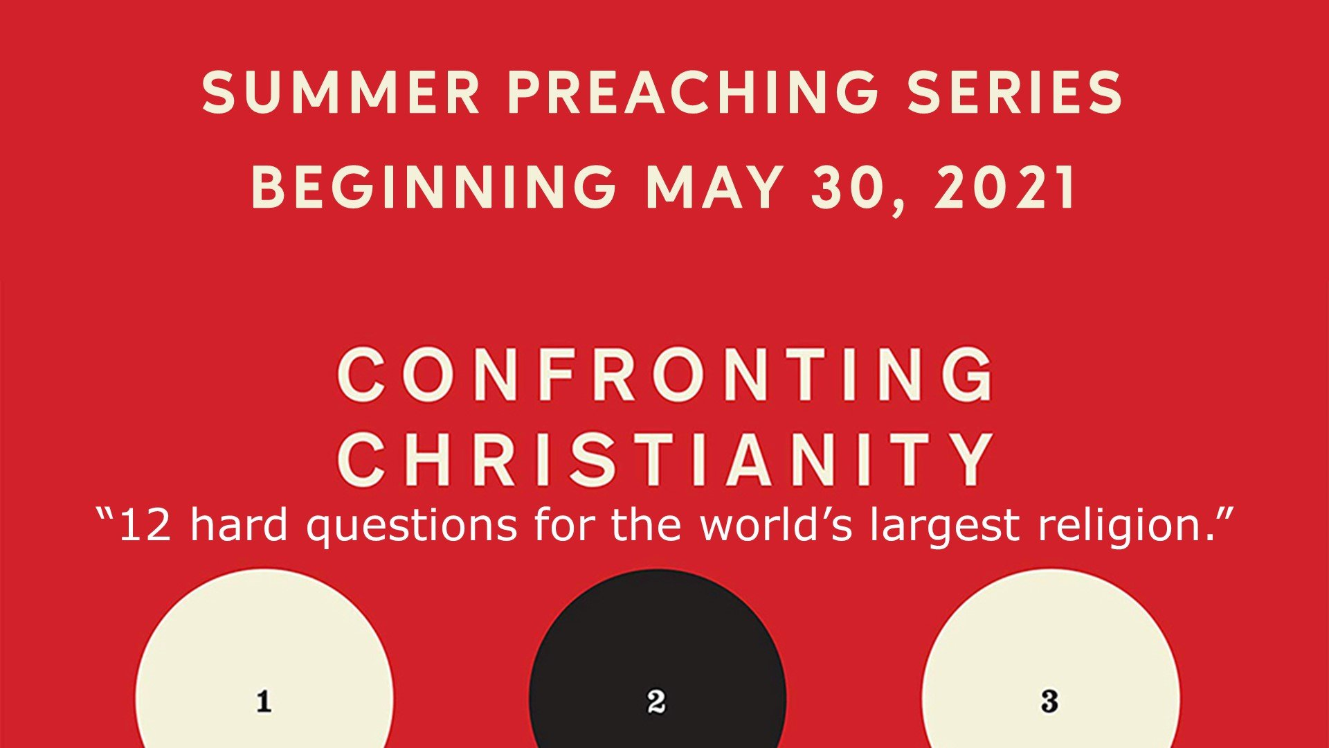 Confronting Christianity Series HD