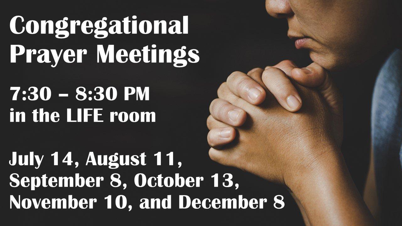 210704 Prayer Meeting HD